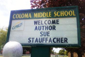School-Visit-Sign