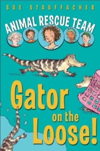 Gator on the Loose web cover