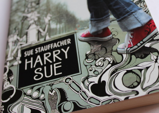 Harry Sue.
